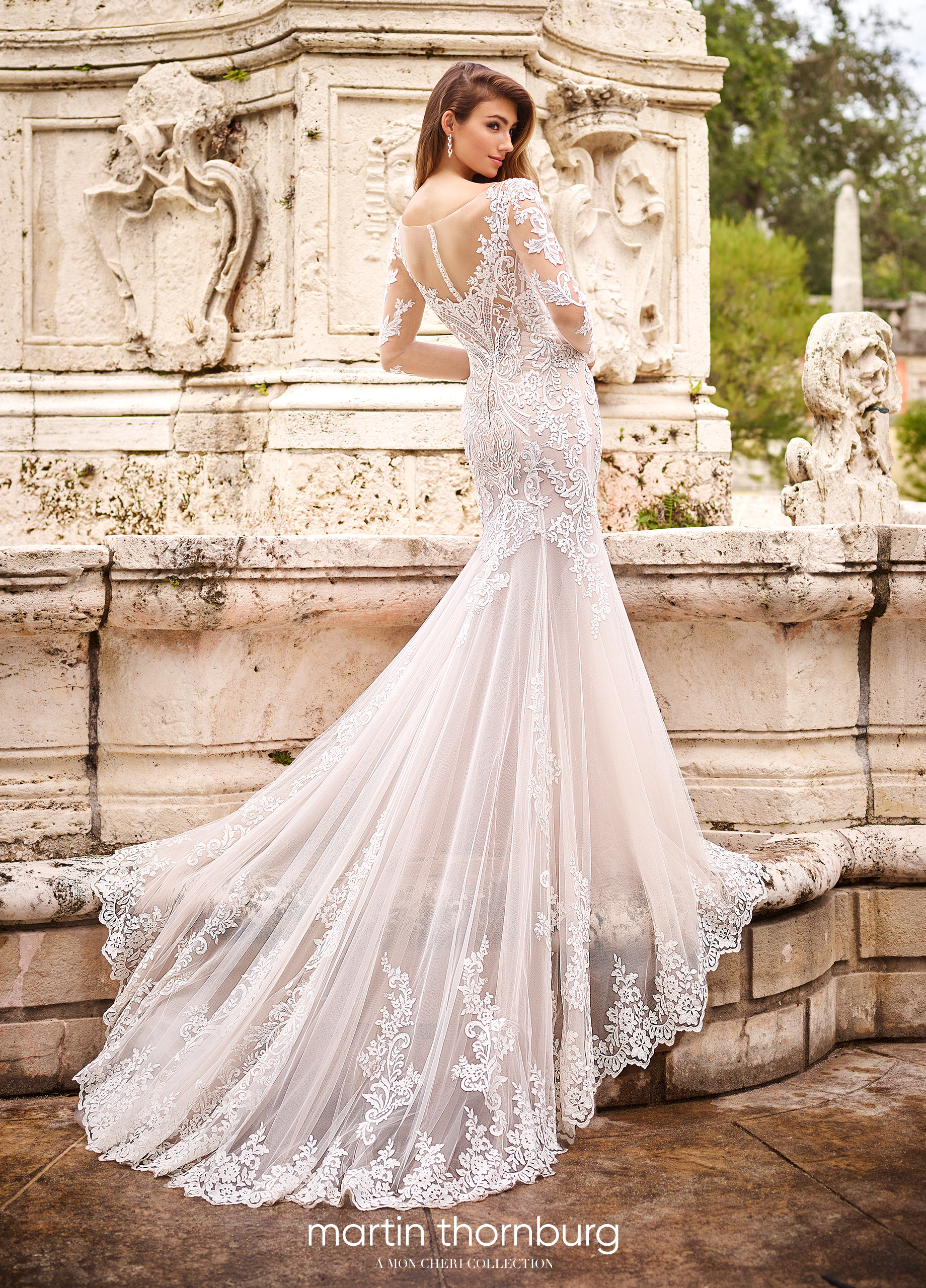 Martin Thornburg - A Mon Cheri Collection - BRIDALCHIQUE