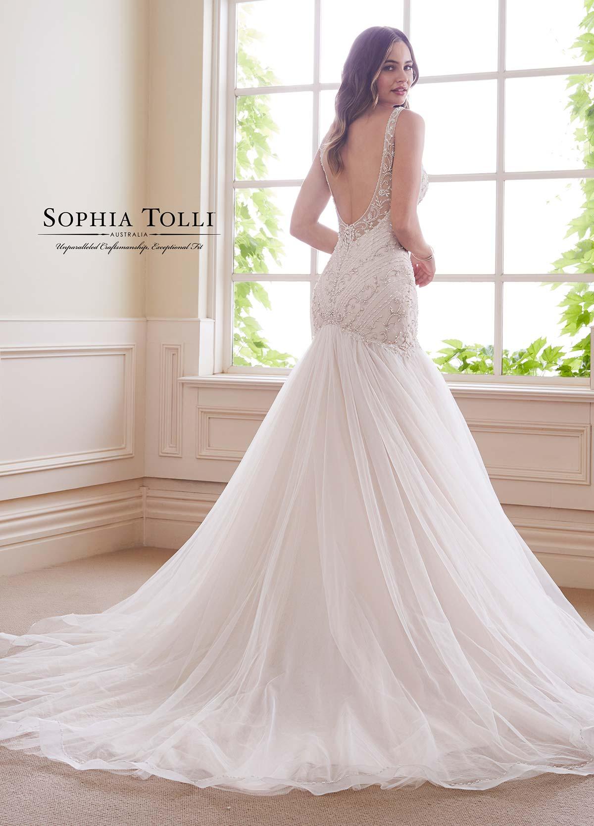 Sophia Tolli - BRIDALCHIQUE